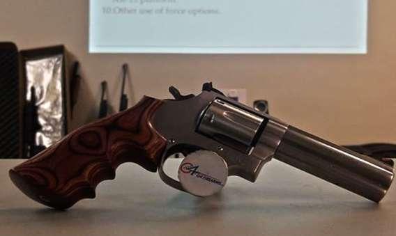 Handgun Safety Course