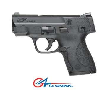 M&P Shield 9mm at G4 Firearms in Santa Rosa, CA.